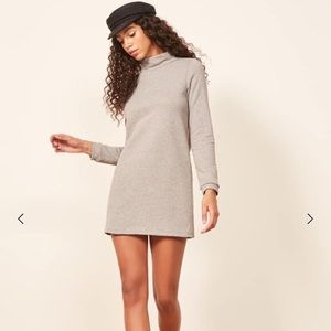 Reformation Sweater dress